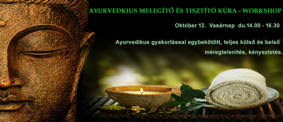 ayurvedikus workshop